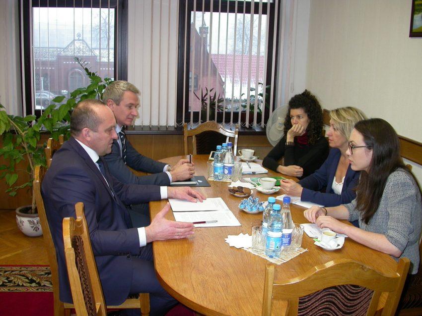 встреча с представителями Программы развития ООН
