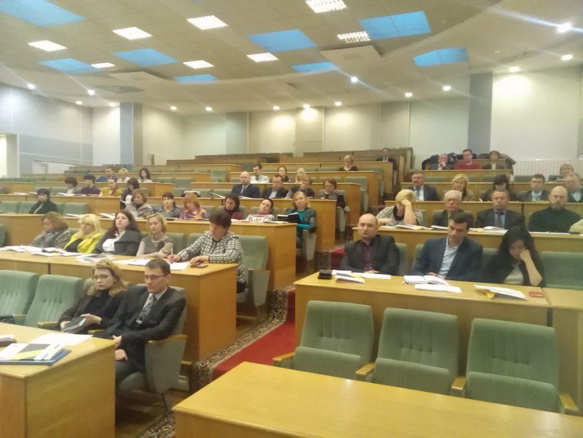 региональный семинар в г. Бресте