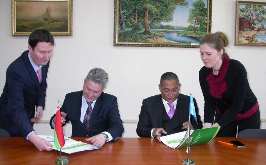 27 февраля 2018 года состоялась встреча с представителями ЮНИСЕФ в Республике Беларусь