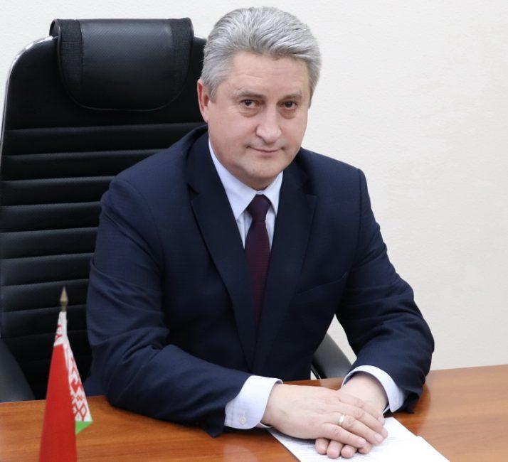 Ипатов Вадим Дмитриевич директор Национального центра законодательства и правовых исследований Республики Беларусь